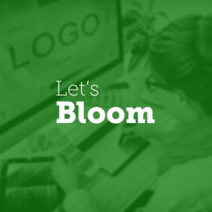 lets bloom logo package icon